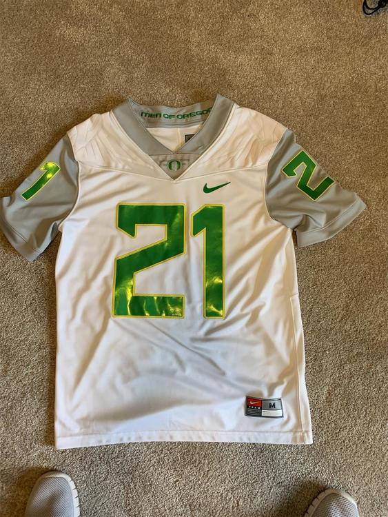 huge selection of 2ecca 52bf0 Nike Oregon Ducks Football Jersey