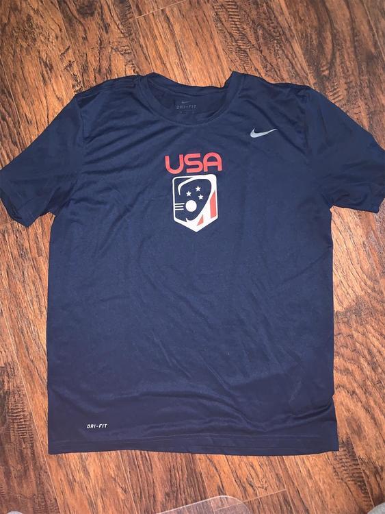 Women's Nike Team USA Lacrosse Clothing Bundle