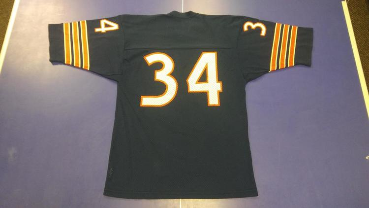 quality design 7366b f62e7 Retro Chicago Bears #34 Jersey (Walter Payton)