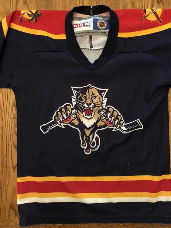 88c4686a0 CCM Florida Panthers youth Small Jersey | 15% OFF | Hockey Apparel ...