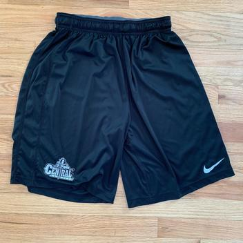 0897262572 Duluth Trading Company Dry On The Fly Cargo Shorts men's L black 59313