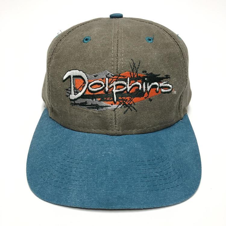 a8e2b4de Vintage Miami Dolphins Snapback Hat