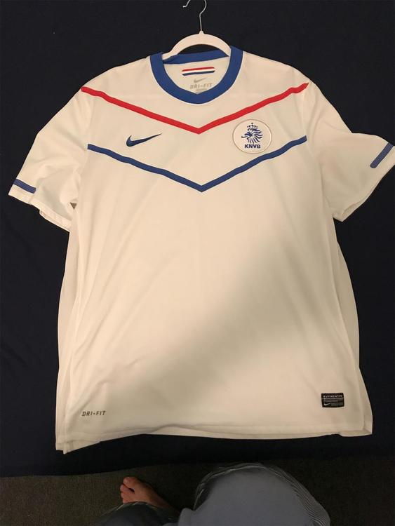 reputable site 35042 96a1d Nike Netherlands Jersey