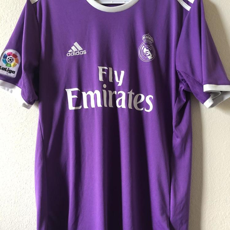 finest selection c7e1f fbc62 Real Madrid Gareth Bale Jersey
