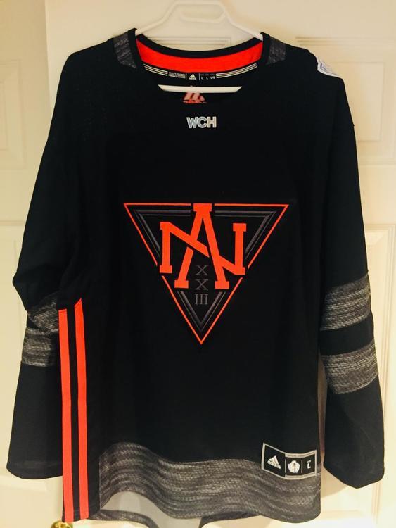 north america hockey jersey
