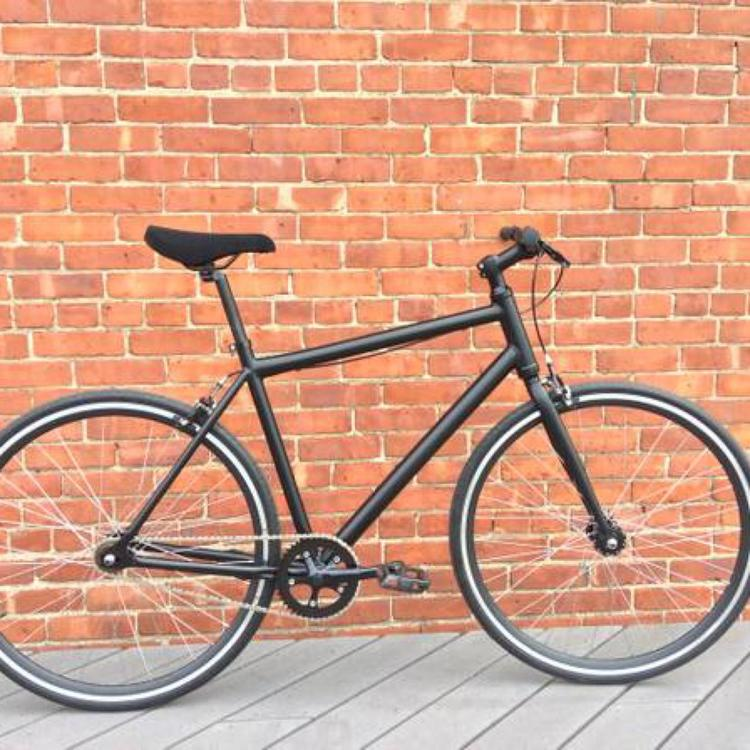 09afc9668aa 100% LHQ Single Speed Road Bicycle - LifestyleHQ | Bikes Complete ...