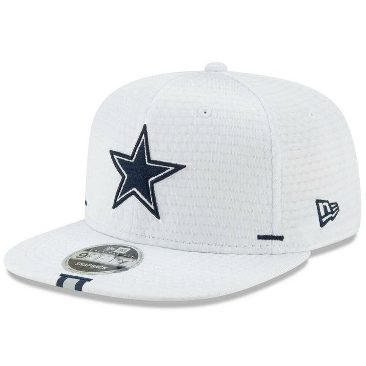 best website abc43 9b3ba 2019 Dallas Cowboys New Era 9FIFTY NFL Sideline Training Camp Snapback Hat  Cap. Related Items