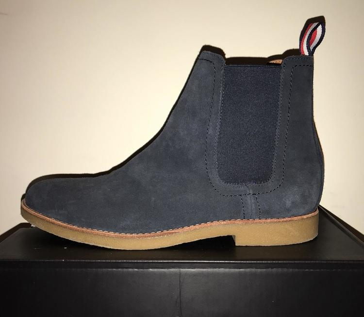 exclusive deals autumn shoes ever popular Tommy Hilfiger Chelsea Boots