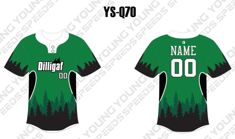 best website 6e31e 4d0cf Custom Sublimated Baseball/softball Jersey
