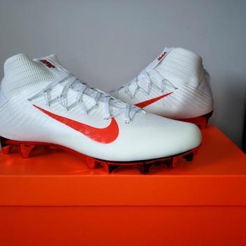 42215e5c572cb Nike Alpha Huarache 6 Elite LE - Thompson Edition Lacrosse Cleats Size 10.5