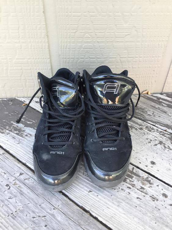 Air Jordan AND1 | Basketball Shoes