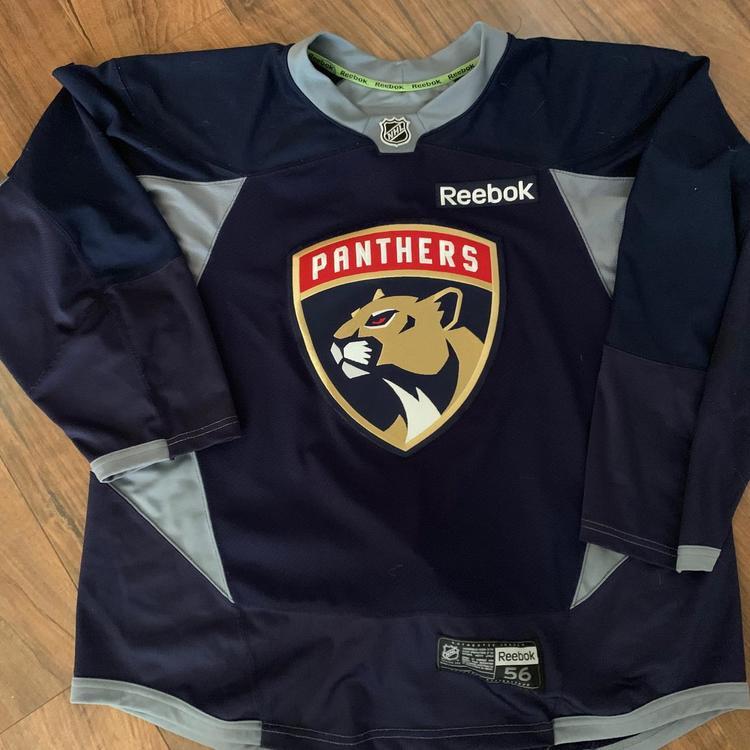 reputable site 1ef5c 3baff pro stock Reebok Florida Panthers practice jerseypro stock Reebok Florida  Panthers practice jersey