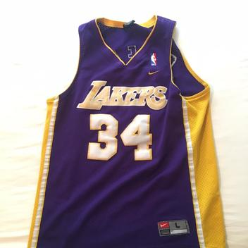 01b5fd7cd86 Nike Lakers Bryant #8 NBA Jersey Fully Stitched   Basketball Apparel ...