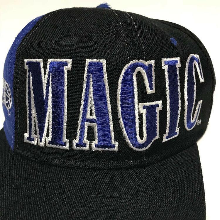 d98bfb32 VTG Orlando Magic Starter Snapback NBA Basketball Hat Cap Mens 1990s.  Related Items