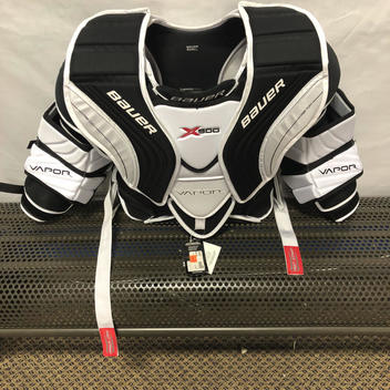 Bauer New Vapor X900 Chest Protector Senior Hockey Goalie