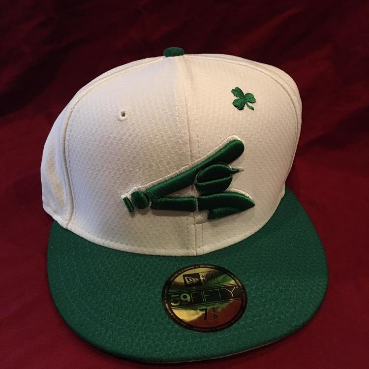 18011b8f0 Chicago White Sox St Patrick's Day New Era MLB Baseball Hat 7 3/8 - NEW.  Related Items