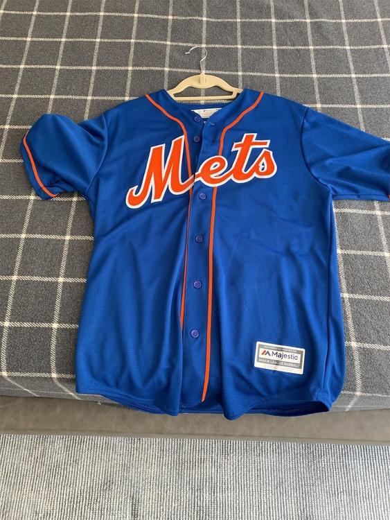 timeless design d51d0 e505e Brand New Mets Home Alternate Noah Syndergaard Jersey (2016 Postseason  Patch)