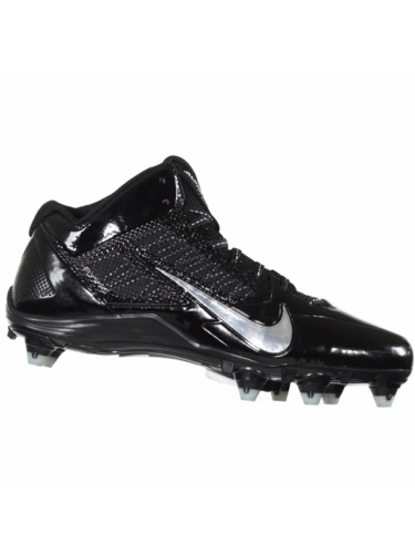 Nike Alpha Pro 3/4 TD Cleat - Black