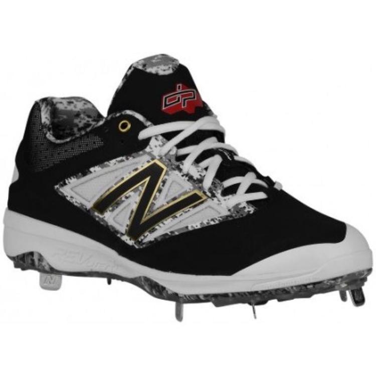 ab30773b6c1c New Balance Men's Dustin Pedroia Metal Cleats | Baseball Footwear ...