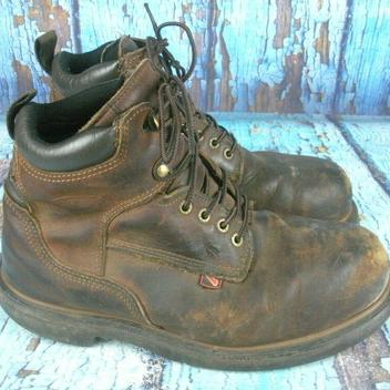 RED WING Dynaforce 2238 Brown Leather