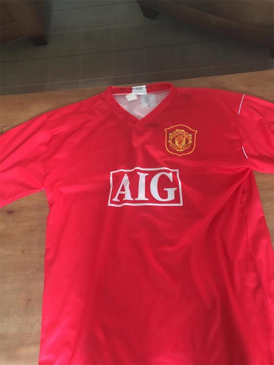 new arrival cfced a6193 Cristiano Ronaldo Manchester United Jersey