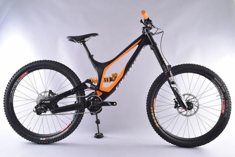 d3f2efab73d Specialized Demo 8 FSR 27.5 Mountain Bike Medium RockShox Boxxer Ohlins  Thomson. Related Items