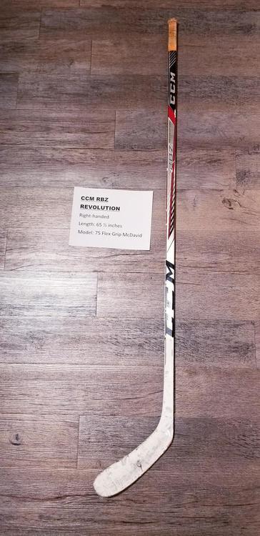 Ccm Rbz Revolution Stick Righty Mcdavid Senior Sold