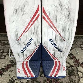 Bauer Vapor 2X Goalie Leg Pads | Buy and Sell on SidelineSwap