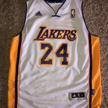 wholesale dealer 733c0 cb91a Stitched Kobe Bryant Youth Jersey