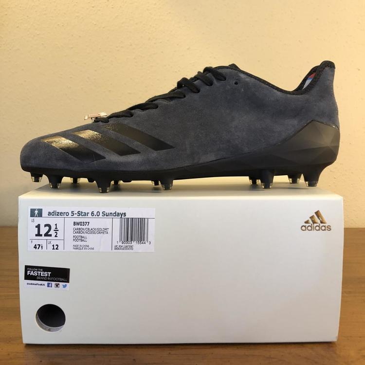 Mens Football adidas Adizero 5-Star 6.0 Sundays Best Cleat