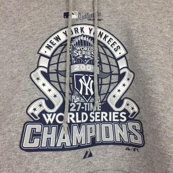 MLB NEW YORK YANKEES American League East Division Shirt