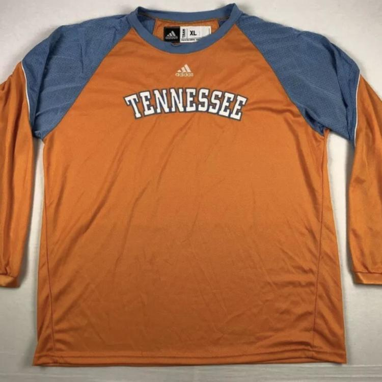 new product 8cfdb 6a100 Tennessee Volunteers Basketball Warm Up