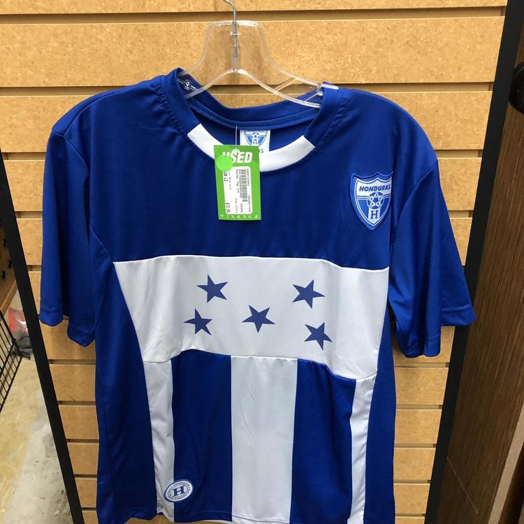lowest price b2b8e 1fbd6 Honduras Youth Soccer Jersey 125863