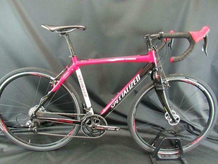 2009 Specialized Tricross Pro Cyclocross Bike Sram Rival 10-speed Size:54cm