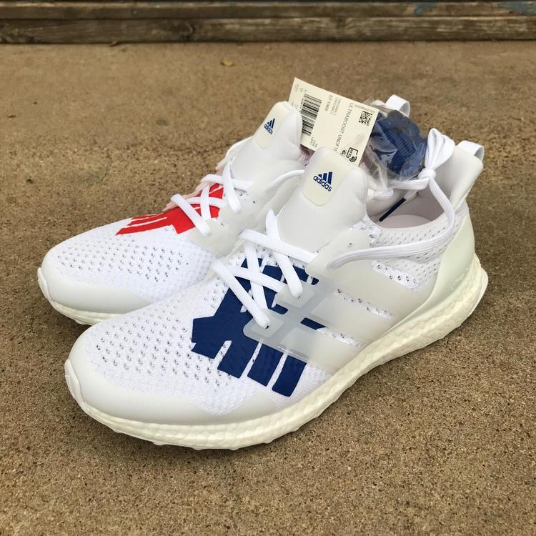 new product 4fe3f 80d05 adidas Ultra Boost 1.0 Undefeated Stars and Stripes sz 10.5