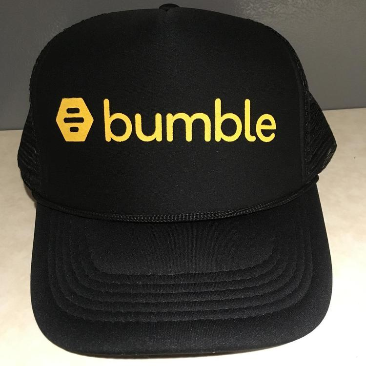 412e2adb4 New Bumble Trucker/Mesh Hat | Apparel Hats | SidelineSwap