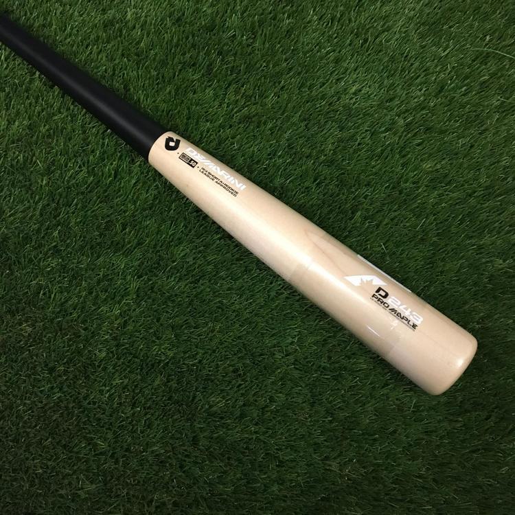 New 2018 DeMarini Pro Maple D243 BBCOR Wood Composite Bat (1-year Warranty)