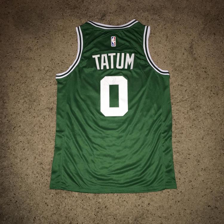 finest selection 9ace4 105b1 Jayson Tatum Boston Celtics Nike Jersey