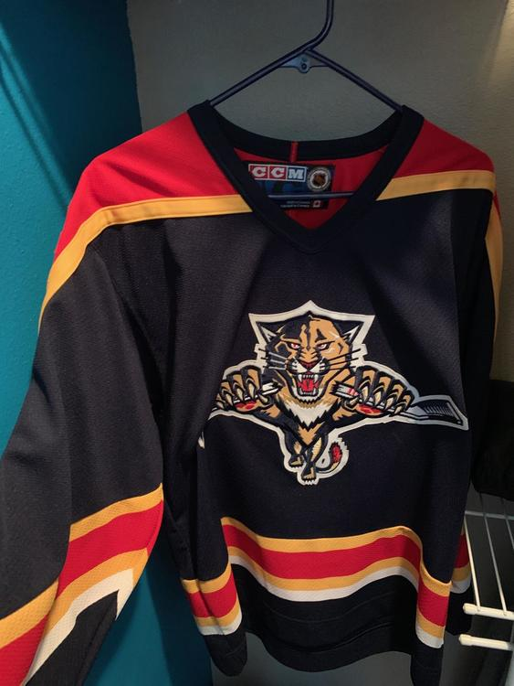 best sneakers 0e366 bffb2 *VINTAGE* Florida Panthers Jersey; size- AS