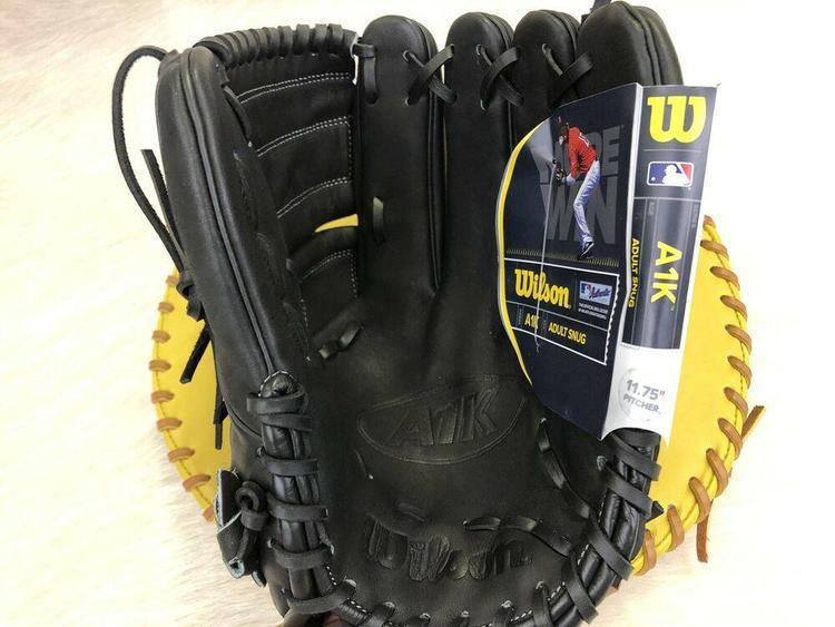 "Pitcher//Infield Glove WTA1KRB16B2 Wilson A1K 11.75""  NEW!"