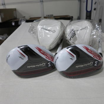 TaylorMade Burner Rescue High Launch 19* 3 Hybrid REAX 60