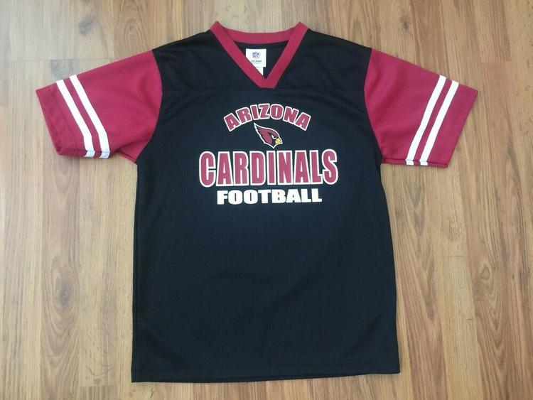 timeless design 47df1 73ebe Arizona Cardinals NFL SUPER AWESOME Boys XL (14-16) Kids Football Youth  Jersey! No Trades