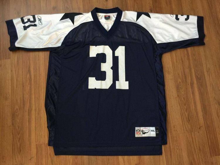 brand new 66fc6 2cb4b Dallas Cowboys Roy Williams #31 NFL Football VINTAGE Reebok Size 2XL Jersey!