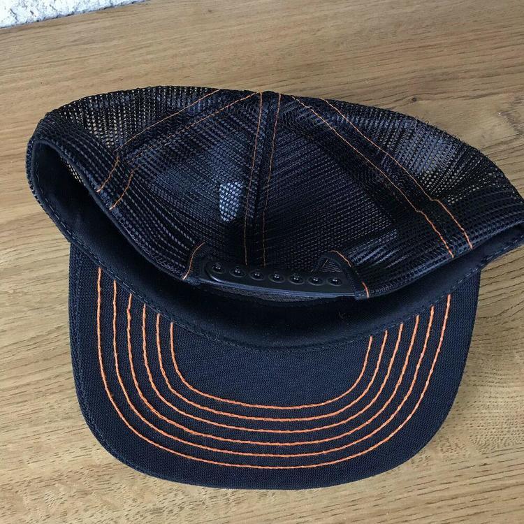 ecd879010 RARE VTG 80s 90s HARLEY DAVIDSON Mesh Trucker Snapback Hat Cap Motorcycle  Flames | NEW LISTING | Apparel Hats | SidelineSwap