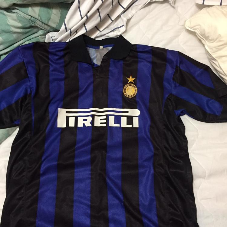 huge selection of 84638 61eb2 Nike Inter Milan Jersey Size Xl 25$