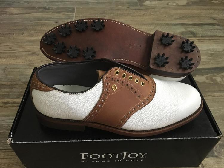 Footjoy NEW Vintage Classics Dry Men's
