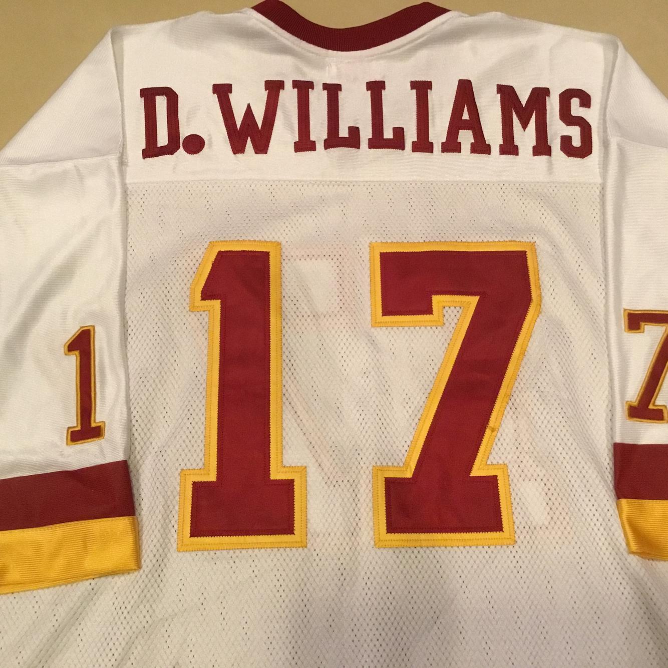 Mitchell & Ness 1987 Washington Redskins Doug Williams Throwback ...