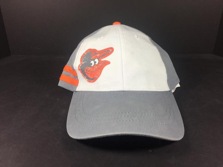 e32c758e1 Baltimore Orioles MLB SUPER AWESOME Adjustable Strap SGA Baseball Cap Hat!