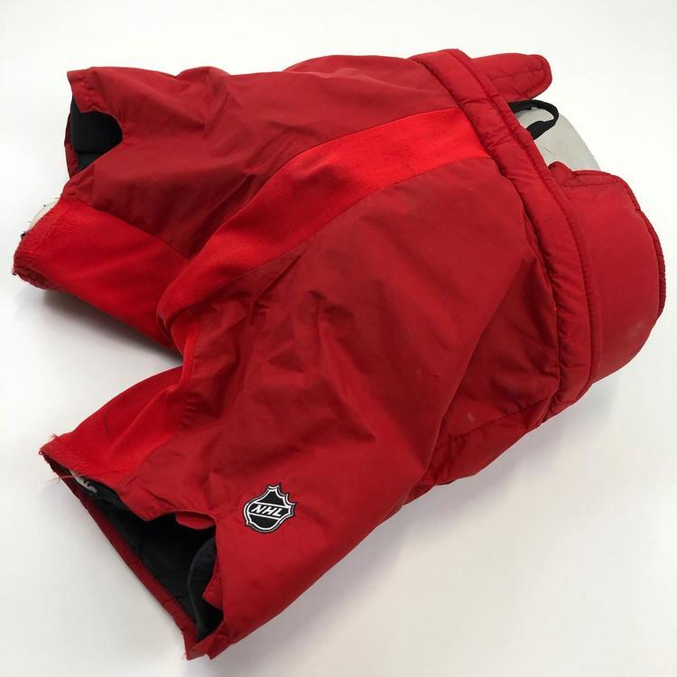 Reebok Used Red Hpg 11k Goalie Pants Senior Xl Sold