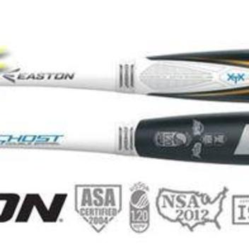 2020 New Easton Ghost Bat Dual Stamp 32/22 With Free Bat Rolling